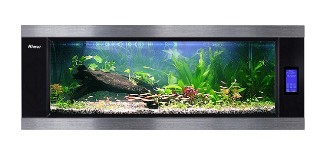 Wall hanging fish tank custommaker for Wall mounted fish tanks